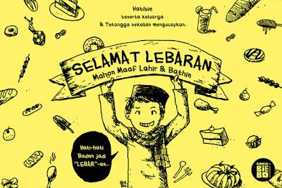Ucapan-Lebaran