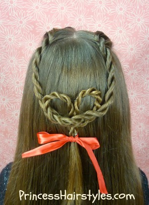 Valentine's Day Hair Styles