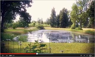 Vídeo sobre Trigorskoye, uno de los lugares queridos de Pushkin.