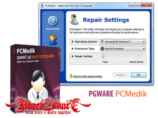 PGWare PCMedik v6.7.9.2012