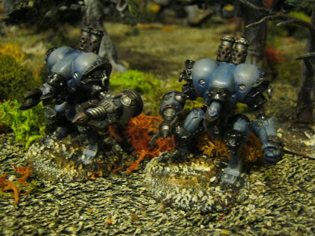 Hordes Machine  Warmachine+Cygnar+Warjacks+Defender+Charger+Grind+020