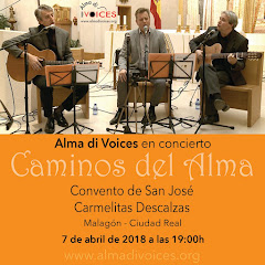 """Concierto Presentación de nuestros Nuevo Disco """"Caminos del Alma"""" en Malagón (Ciudad Real)"""