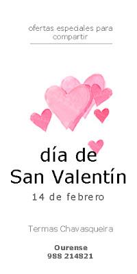 San Valentín, Termas Chavasqueira