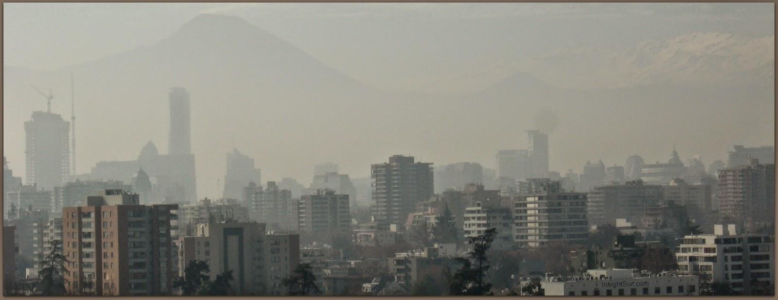 Contaminación y cambio climático