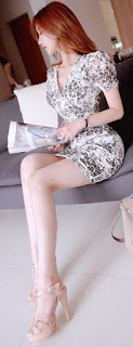 Ideas For Short & Stylish Dress With Awesome High Heels 3
