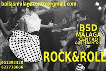 CURSO DE ROCK&ROLL INTENSIVO INICIAL EN  FEBRERO EN BSD MÁLAGA CENTRO.