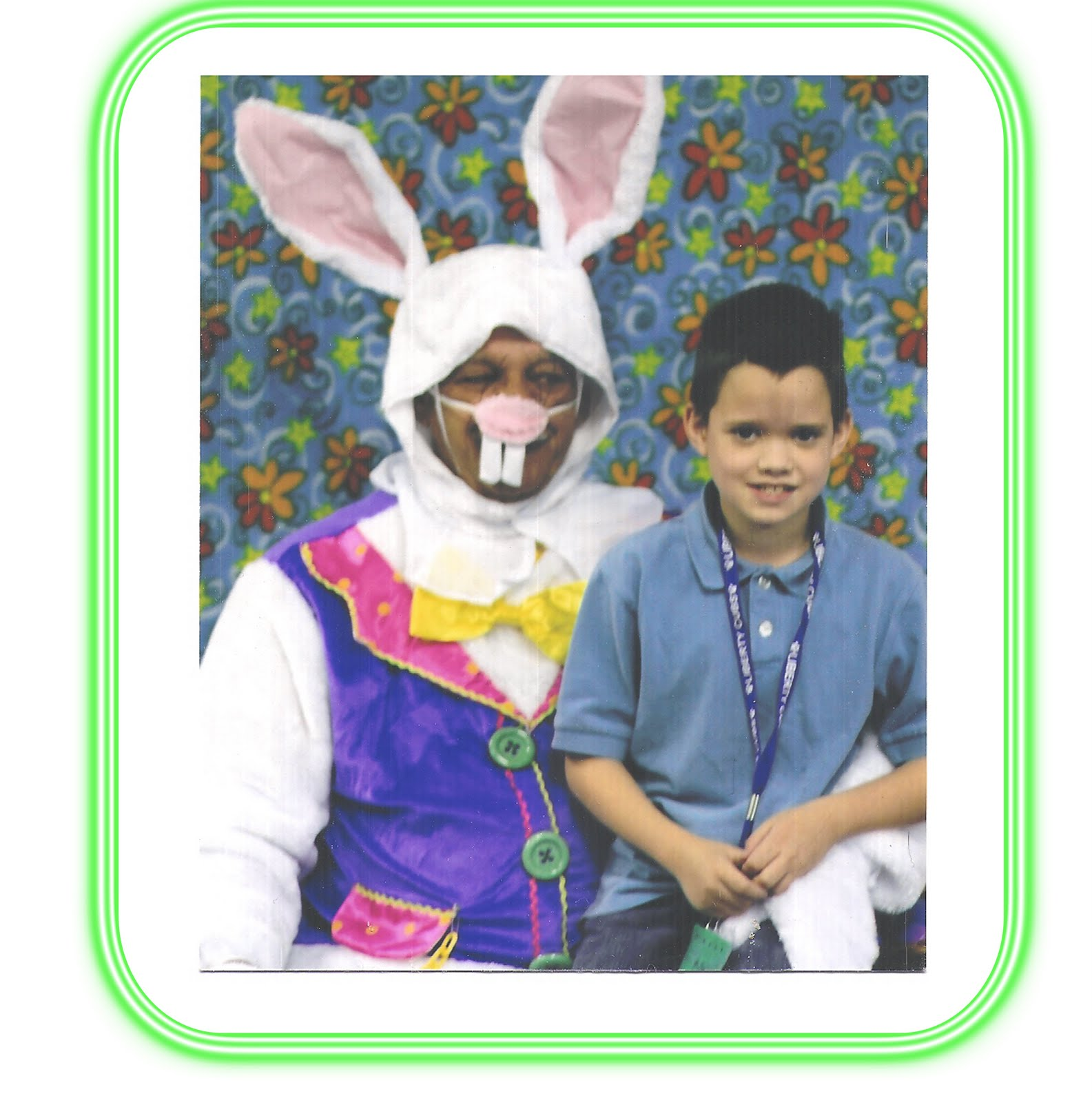 Scary Easter Bunny Photos Easter bunny