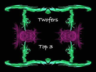 Twofers Top 3