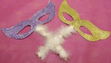 Passo a passo de máscara para carnaval