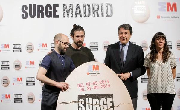 Ignacio Gonzalez Surge Madrid