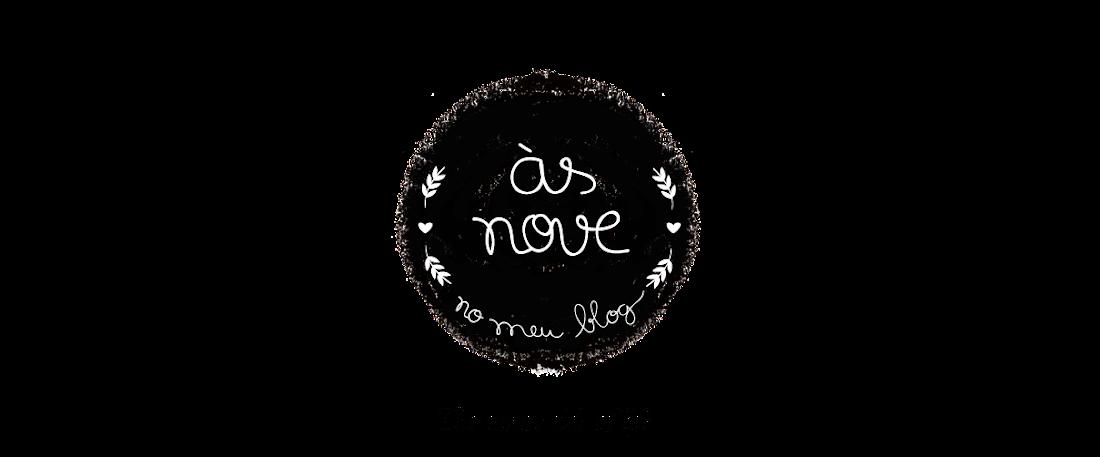 às nove no meu blogue