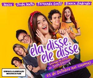 FILME: ELA DISSE, ELE DISSE