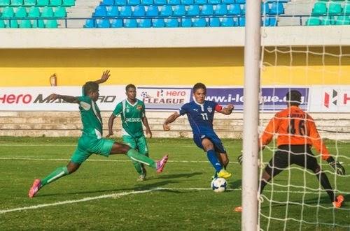 Bengaluru FC win against Salgaocar FC Federation Cup