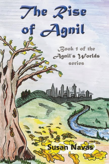 The Rise of Agnil cover