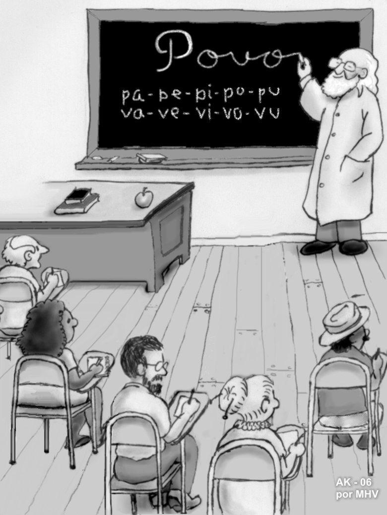 Paulo Freire - Pedagogía de la autonomía.