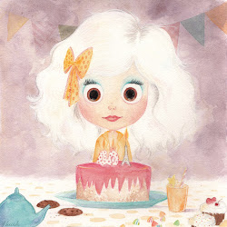 HAPPY BIRTHDAY MADEMOISELLE!