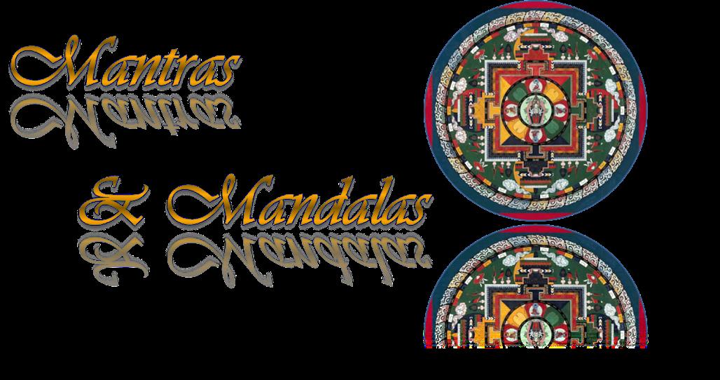 Mantras e Mandalas