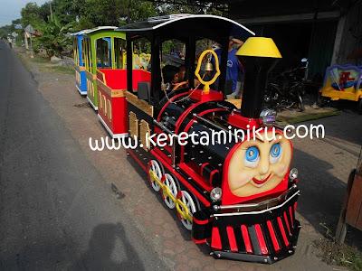 Keretamini Tanpa Rel