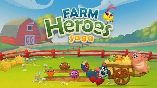 Vidas gratis Farm Heroes Saga