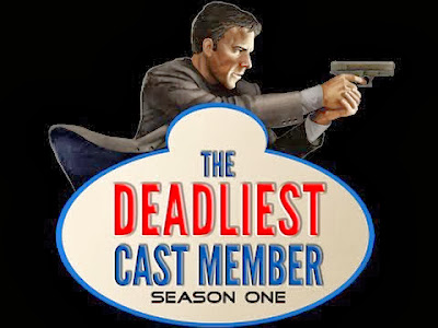 Between Books - The Deadliest Cast Member: Season One