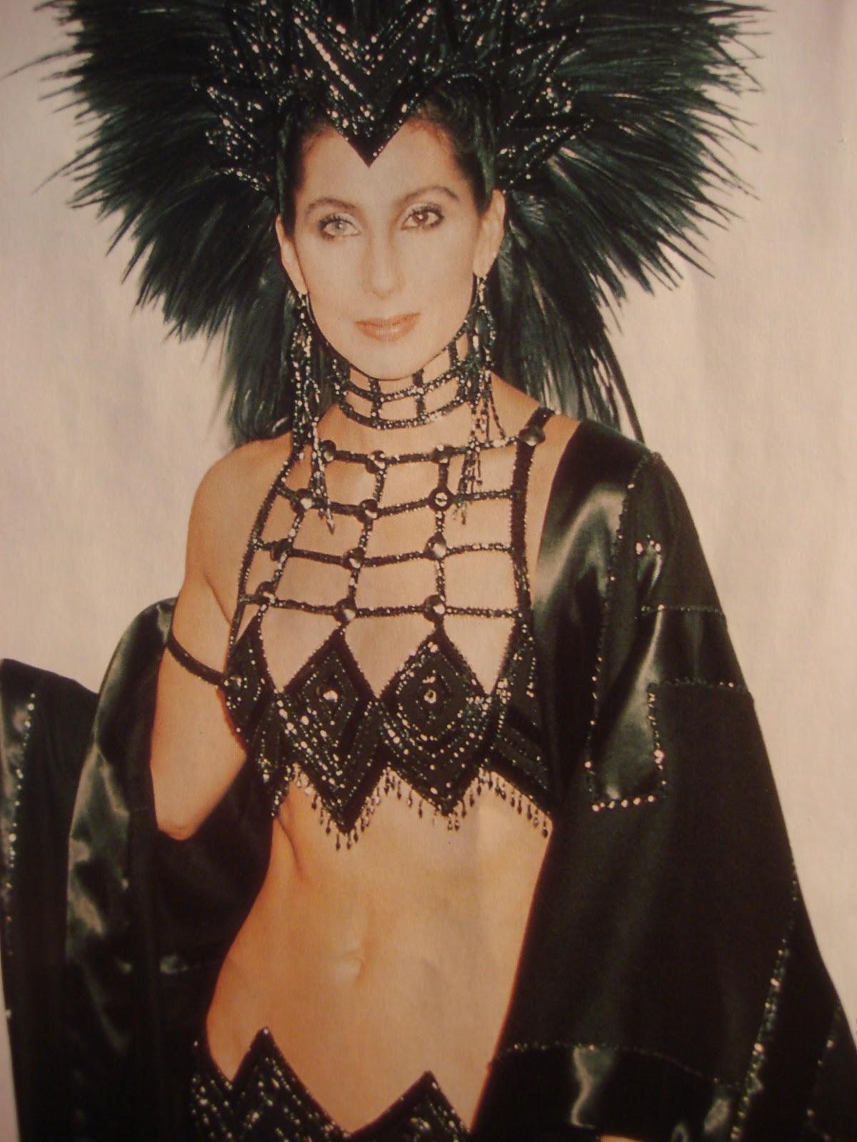 Cher 80s