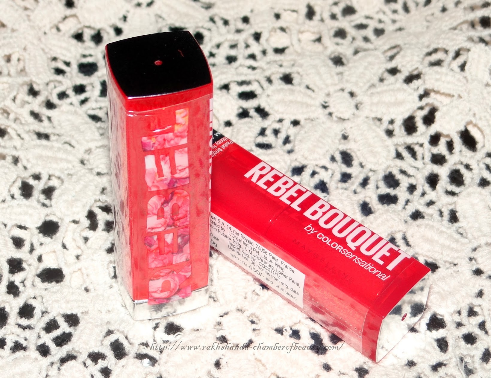 Maybelline Rebel Bouquet lipsticks- Review, swatches and price,Chamber of Beauty,Indian beauty blog, Indian beauty blogger