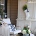 Beautiful Christmas Porch & Detaylar Harika