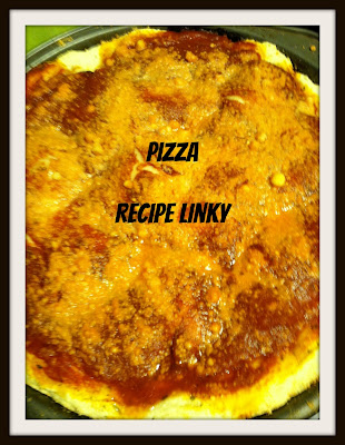 Pizza Recipe Linky