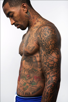 Incredible Jr Smith Tattoos