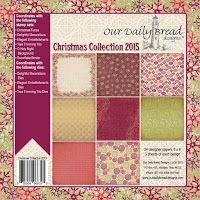 Our Daily Bread designs Christmas Paper Colletion 2015