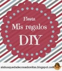 Fiesta Mis regalos DIY