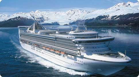 Cruise Ships Alaska Cruise Ship