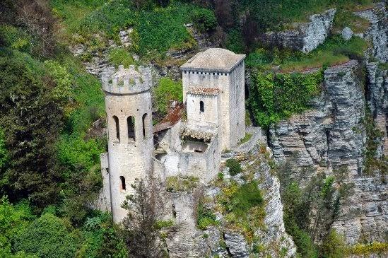 Castillo de Erice ITALIA