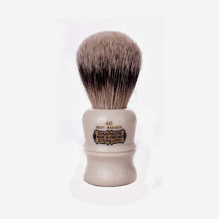 Simpson's Berkeley Best Badger Brush