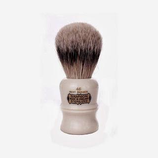 Simpson's Berkeley Best Badger Brush