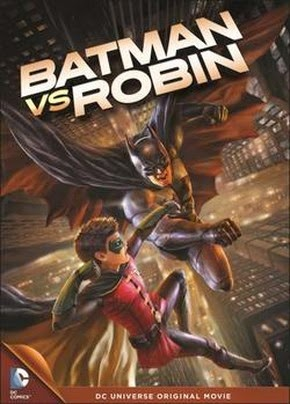 Batman vs. Robin – Legendado (2015)