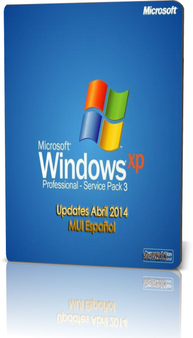 Windows xp sp3 recovery iso