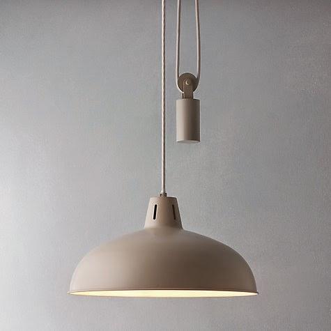 John Lewis lamp