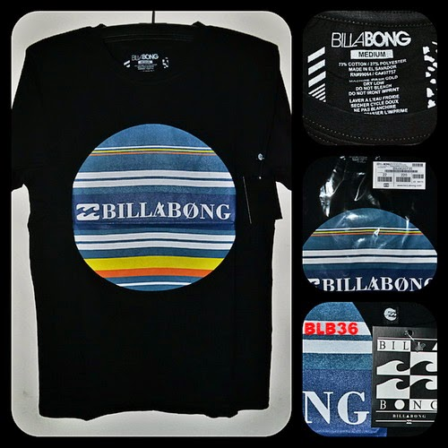Kaos Surfing Billabong Kode BLB36