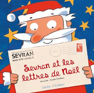 Sevran et les lettres de Noël