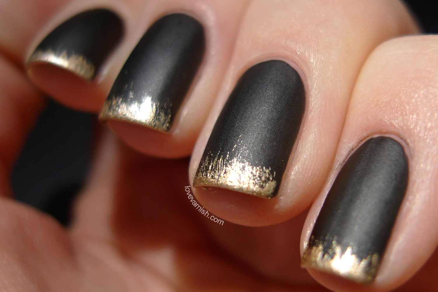 Love Varnish: Inspired by The Nail Polish Challenge - A Grungy ...