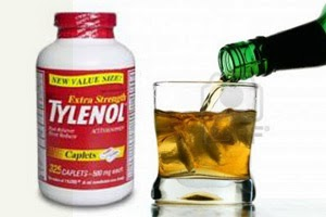 Liver, Kidney Disease And Alcohol, Tylenol Acetaminophen Use