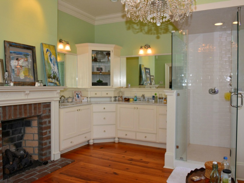 gorgeous master bath