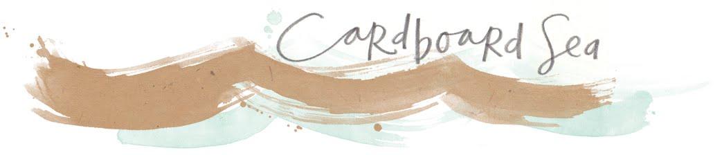 Cardboard Sea