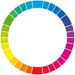 Cuadernillo virtual t cnico en recreaci n sena - Circulo cromatico 12 colores ...