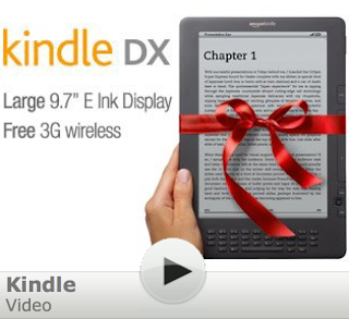 Not Everyone Wants a 9.7″ eInk Kindle DX, But If You Do, Here's a Sweet Deal: 32% Off, Just $259!