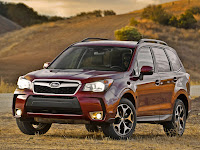 Japanese car photos 2014 Subaru Forester US-Version  - 4