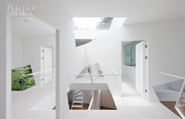 Hometrotter home style blog casa arredamento design for Arredamento total white