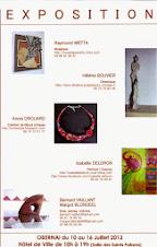 Exposition à Obernai du 10 au 16 Juillet
