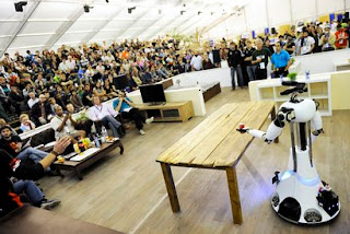 Tech United mikt op twee wereldtitels op RoboCup 2015 in China